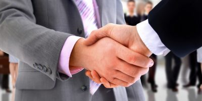 Bigstock Handshake Isolated On Business 13868888